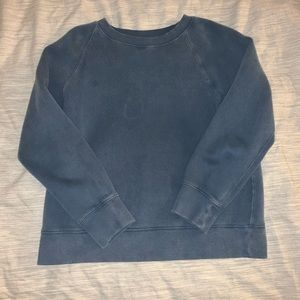 Free People blue sweater